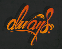 Always - Leterring