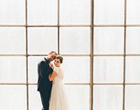 L + N wedding story