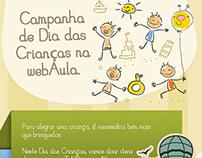 Dia das crianças webAula