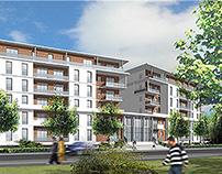 Logements pour Bouygues Immobilier / II