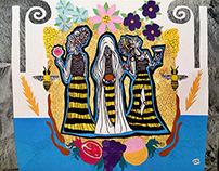 Melissae- Bee Priestesses of Greece