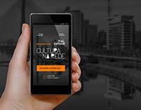 Web app CULTURA NA REDE