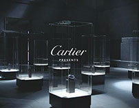 "CARTIER ""LA PANTHERE"""