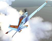 Mosquito 200 : a light concept plane