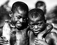 Flower child that never wilt even Africa