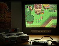 SNES - Zelda Nostalgia