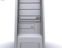 Mi PC - 3D Studio Max proyect -