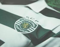 Sporting Clube de Portugal Locker room Design