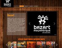 Web Site Bazart