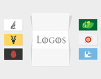 Game of Thrones - Modern Logos