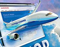 Moog - Moog One Website Launch Promo Posters