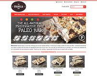 Granilla Bar eCommerce store