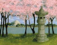 National Cherry Blossom Festival winner