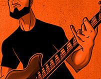 Guitarrista Banda VENIAL