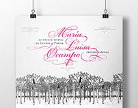 XV Premio Estatal de Cuento y poesía María Luisa Ocampo
