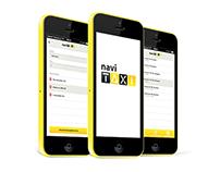 naviTAXI - app