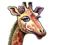 Eva's Giraffe