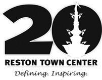Logo for Reston Town Center contest