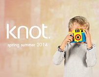 Knot SS14 - Art Direction/Campaign/Catalogue