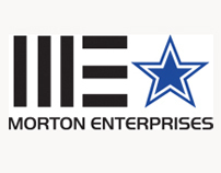 Logo for Morton Enterprises
