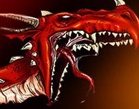 Dragão de Sete Cabeças