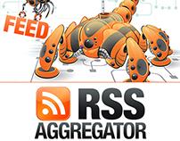 RSSAggregator.com - Feed Reader & Site Builder