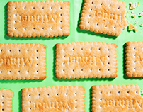 Biscuits on Green