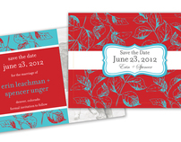 Wedding save-the-dates