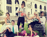 MODERN GATSBY - Editorial Style Photoshoot