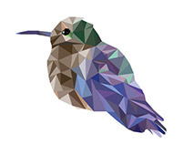 Low Poly Bird