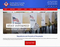DARP of New Mexico Website