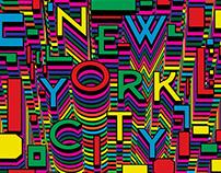 Topography Typography