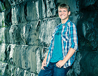 Senior Portraits | Dan 2014