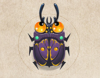 Smasher Game - Insects