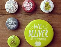 The Organic Box Rebrand