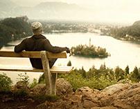 Bled Lake\Slovenia