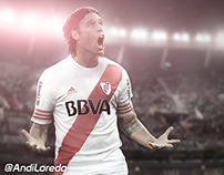 River Plate - Adidas 2014