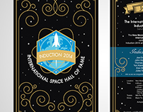 NM Space Museum Induction Invitations