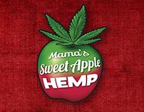 Mamas Sweet Apple Hemp/ Hemp-Eaze™