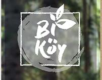 Bi Köy Logo Çalışması