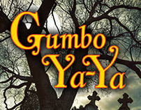 BOOK COVER DESIGN: Gumbo Ya-Ya