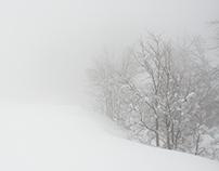 Il morbido suono della neve