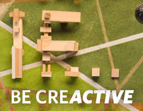 Innovation Festival 2011 Promo: Be CreActive