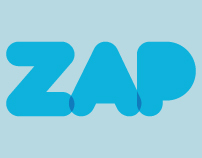 ZAP Productions Identity