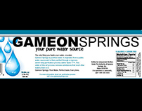Gameon Springs Water Company