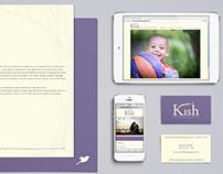 Kish Photography - Brand Identity Redesign