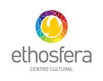 Naming e Identidade Visual - Ethosfera Centro Cultural