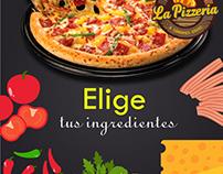 La Pizzería.