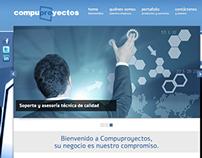 Web Compuproyectos - Offline-