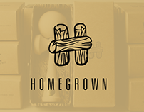 HOMEGROWN Identity
